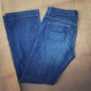 GAP LADIES SIZE 8 jean